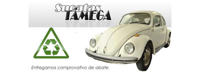 Sucatas Tâmega - Recolha de Veículos, Sucatas e Mateirais Ferrosos